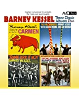 Three Classic Albums Plus (Some Like It Hot / The Poll Winners / Carmen) [Remastered]