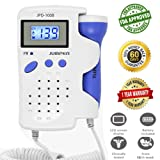 Baby Sound Amplifier with LCD for Home Use FDA Approved Heartbeat Sound Listening Tool