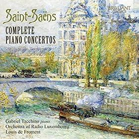 Saint-Sa�ns: Complete Piano Concertos