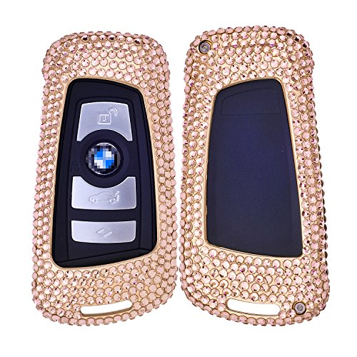 m-jvisun-handmade-auto-keyless-entry-chiave-con-diamante-bling-case-cover-skin-per-bmw-serie-1-2-fob