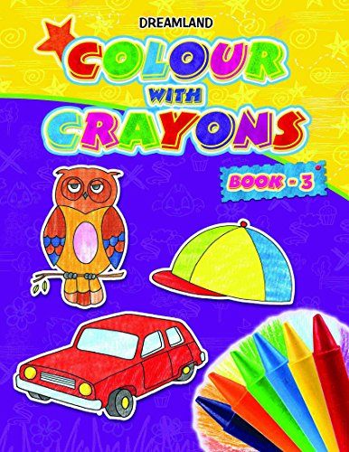 Colour with Crayons Part - 3 Image