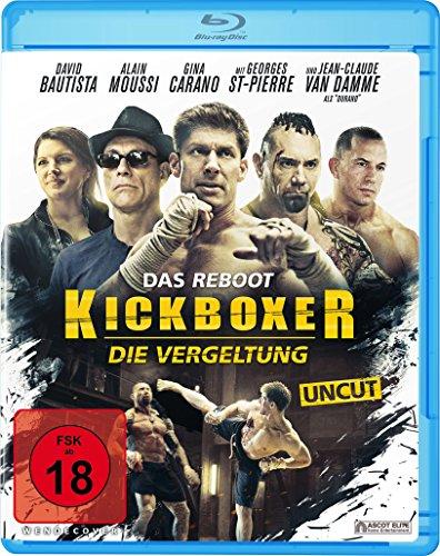Kickboxer - Die Vergeltung [Blu-ray]
