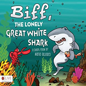 Biff, the Lonely Great White Shark | [Maria Gilleard]