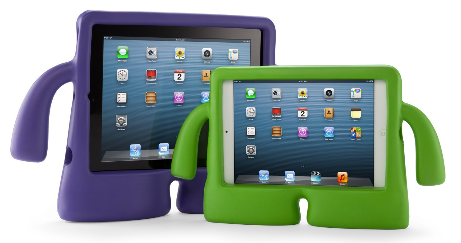 iPad Mini Cover for Baby and Toddler