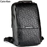 ck Calvin Klein(カルバンクライン)リュック デイパック バッグ 黒 メンズ ブランドバッグ カバン 鞄 [並行輸入品]