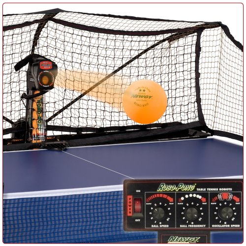 Cheapest Price! Newgy Robo-Pong 2040 - Table Tennis Machine