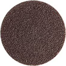 Merit ALO FlexEdge Abrasive Disc, Cloth Backing, PowerLock Type I Quick-Change, Aluminum Oxide