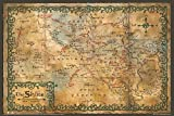 The Hobbit Poster Map the Shire (36