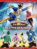 Power Rangers Samurai: The Sixth Ranger 4 [DVD] [Region 1] [US Import] [NTSC]