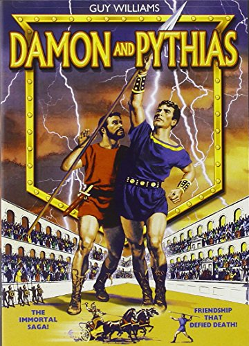 Damon and Pythias [DVD] [1962] [Region 1] [NTSC] [Edizione: Regno Unito]