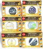 Premium YEBISU ×日本の鉄道『ヘッドマークチャーム』【非売品】 ローソン限定 全6種類セット