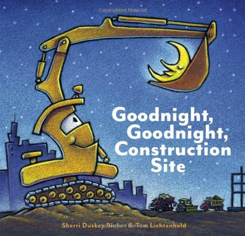 Goodnight, Goodnight Construction Site [Hardcover]