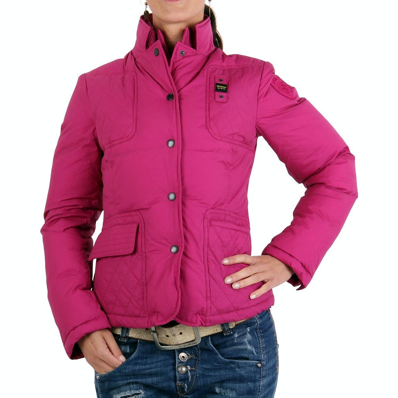 BLAUER USA Damen Winter Daunenjacke Pink BLD0345 günstig kaufen