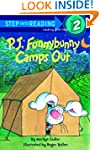P. J. Funnybunny Camps Out (Step into...