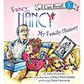 Fancy Nancy: My Family History | Jane O'Connor, Robin Preiss Glasser