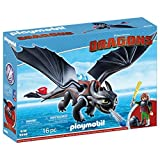 PLAYMOBIL® How to Train Your Dragon Hiccup & Toothless (Color: Sss)