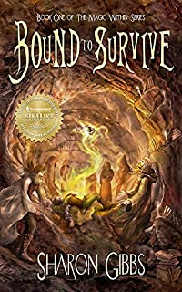 Bound To Survive: The Magic Within by Sharon Gibbs ebook deal