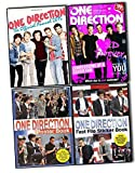 One Direction One Direction 4 Books Collection Pack Set (One Direction Ultimate Fan''s Book 100% Unofficial Includes 1D Wall Poster and 1D Wall Calendar, ONE DIRECTION POSTER BOOK, One Direction Fact File Sticker Book, One Direction: The Official Annual