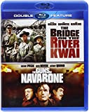 The Bridge on the River Kwai and the Guns of Navarone [Blu-ray]