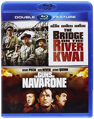 The Bridge on the River Kwai and the Guns of Navarone [Blu-ray]