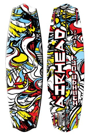 Airhead AHW-5020 Inside Out Wakeboard