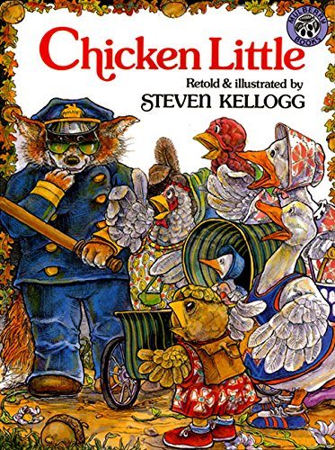 Chicken Little By Steven Kellogg Read Online 9bhjyute