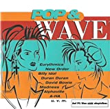 The very best of pop & wave (CD Compilation, 35 Tracks) new order blue monday 88 animotion i engineer fine young cannibals johnny come home david bowie china girl the stranglers golden brown prefab sprout cars and girls phil carmen on my way in l.a. madn