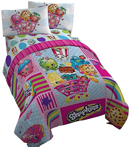 Shopkins Twin Bedding