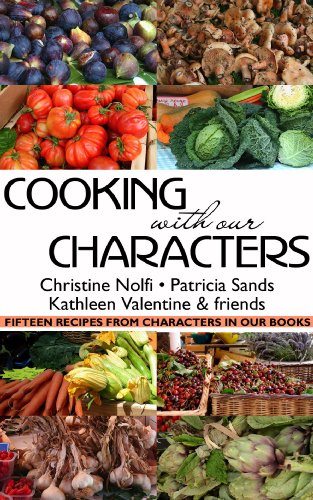 Cooking With Our Characters: Fifteen Recipes from Characters in Our Books cover