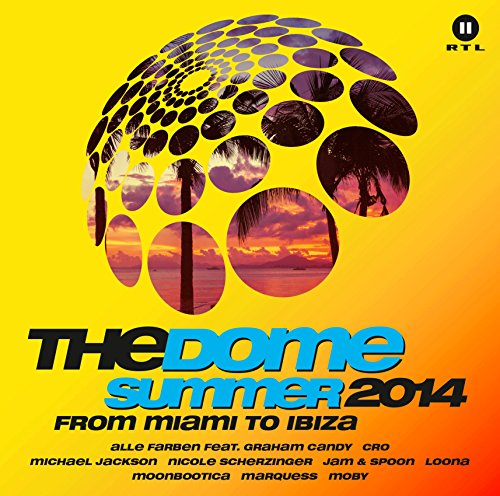 VA-The Dome Summer 2014 From Miami To Ibiza-2CD-FLAC-2014-VOiCE Download
