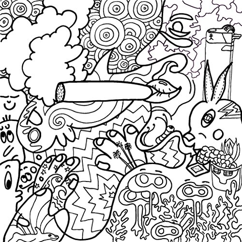 the stoners coloring book - Coloring In Book