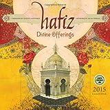 img - for Hafiz: Divine Offerings 2015 Wall Calendar book / textbook / text book