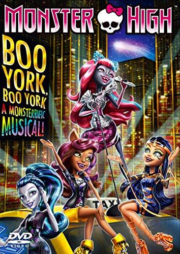 Monster High: Boo York! Boo York! (includes Monsterific Gift) [DVD] [2015]