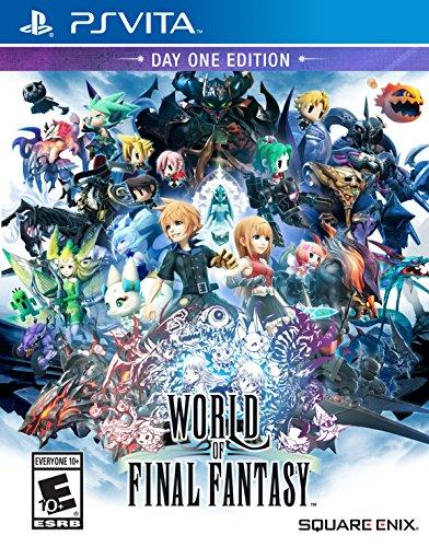 World of Final Fantasy - PlayStation Vita Standard Edition Edition