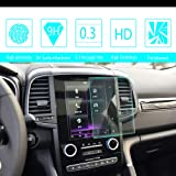 8X-SPEED for 2017 2018 Renault Koleos 8-Inch 176x132mm Car Navigation Screen Protector HD Clarity 9H Tempered Glass Anti-Scratch, in-Dash Media Touch Screen GPS Display Protective Film