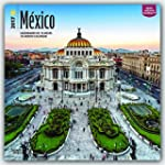 Mexiko 2017 - 18-Monatskalender mit f...