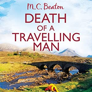 Death of a Travelling Man Audiobook