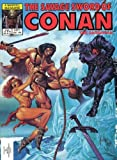 The Savage Sword of Conan #104