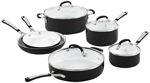 Simply Calphalon Ceramic Nonstick, Set