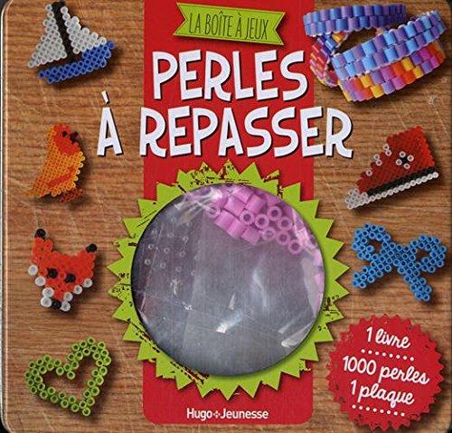 Perles--repasser-Avec-1-plaque--picots-1000-perles-du-papier-sulfuris