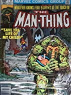 Man-Thing (Vol. 2), Edition# 9 by Marvel