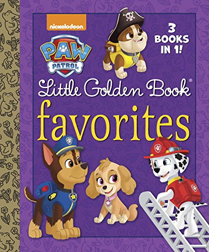 PAW Patrol Little Golden Book Favorites (PAW Patrol)
