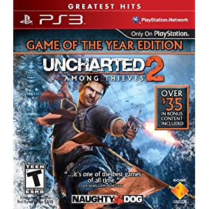 Online Game, Online Games, Video Game, Video Games, PlayStation 3, PS3, Action, UNCHARTED 2: Among Thieves - Game of The Year Edition