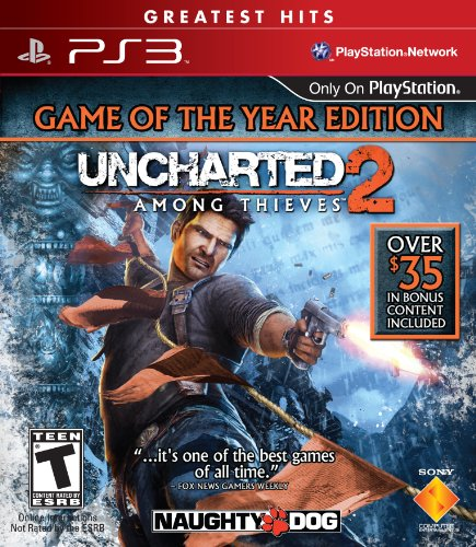 UNCHARTED 2: Among Thieves - Game of The Year Edition - Playstation 3 (Drake Uncharted 3 compare prices)