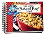 Gooseberry Patch Our Favorite Ground Beef Recipes, with Photo Cover