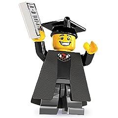 Lego Minifigures Graduate