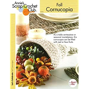Thanksgiving Cornucopia - Crochet Patterns, Free Crochet Pattern