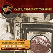 Casey, Crime Photographer, Volume 1 | George Harmon Coxe