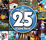 The Ultimate 25 Game Pack Jewel Case...