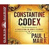 Constantine Codex, The - Audiobook